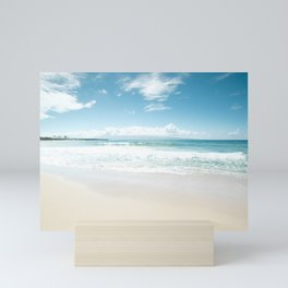 Kapalua Blue Mini Art Print