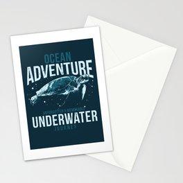 Ocean Adventure Stationery Cards