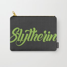 Slytherin Graffiti Carry-All Pouch