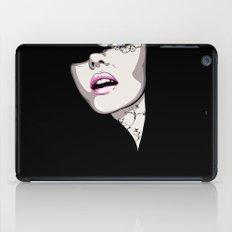 The Girl iPad Case