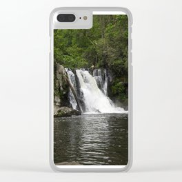 Abrams Falls Clear iPhone Case