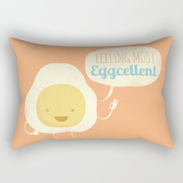 Most Eggcellent Rectangular Pillow