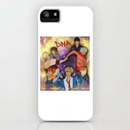BTS DNA iPhone Case