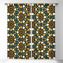 Persian Mosaic – Marigold Palette Blackout Curtain