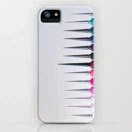 Wicked Nail Polish iPhone Case