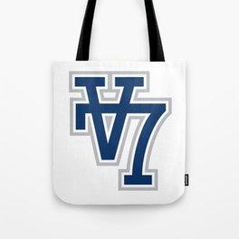 V7 - Darkside Tote Bag