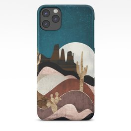 Desert Stars iPhone Case