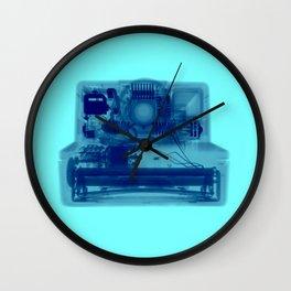 x-ray instant camera Wall Clock