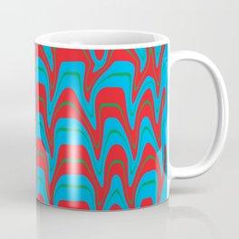 Digital Vector Art Hot Earth Coffee Mug