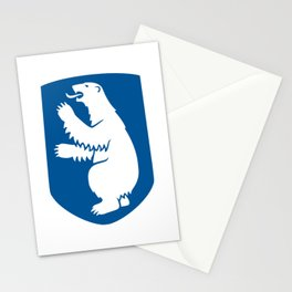 Greenland Coat of arms Stationery Cards