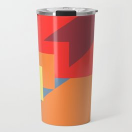 Poligonal 01 Travel Mug