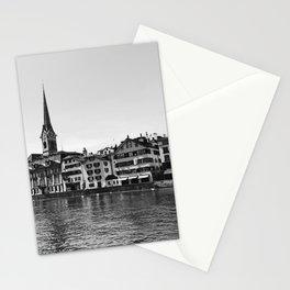 Zürich View Stationery Cards