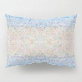 BOHEMIAN ICE STONE BLUE Pillow Sham