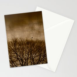 Lonesome Guardian Stationery Cards