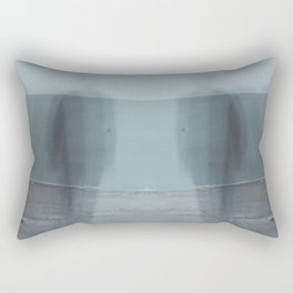 Fade Into The Abyss II Rectangular Pillow