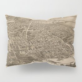 Knoxville 1866 Pillow Sham