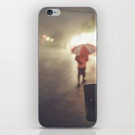 Monsoon Tuk Tuk iPhone Skin