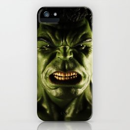 The Hulk iPhone Case