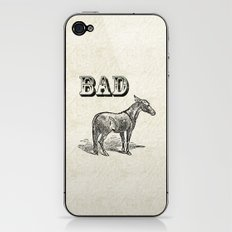 Bad Ass iPhone & iPod Skin