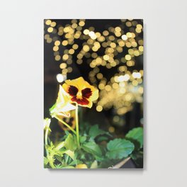 Flower of the Night Metal Print