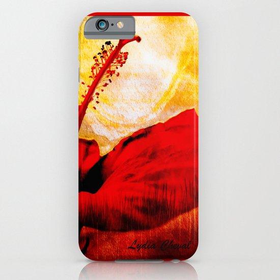 japanese sunset iPhone & iPod Case