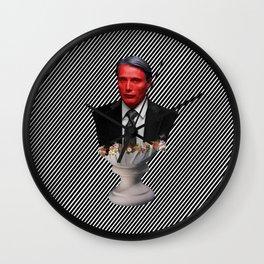 Will Vision Wall Clock