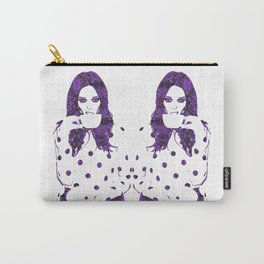 Tea Cup: Coco Rocha Carry-All Pouch