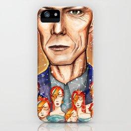 Space Oddity iPhone Case