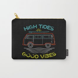 Good Vibes Carry-All Pouch