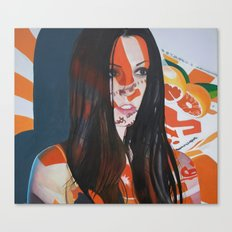 Beer:30 Canvas Print