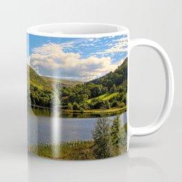Dolymynach Reservoir, Rhayader Coffee Mug