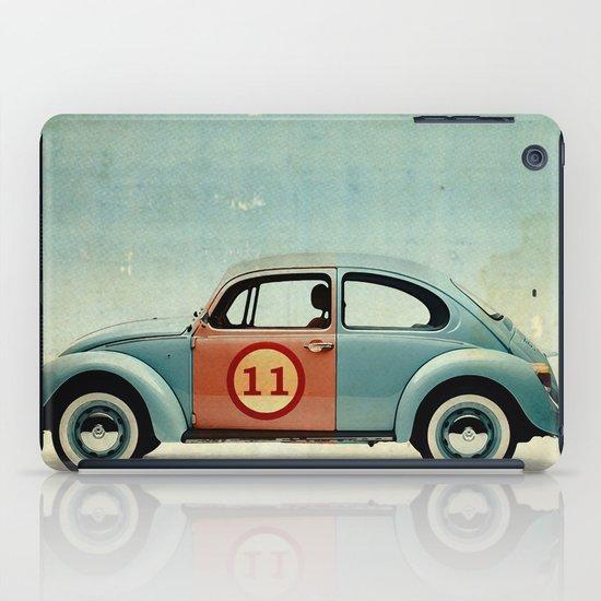 number 11 - VW beetle iPad Case
