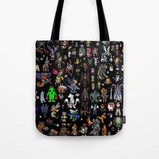 DigiPixels Tote Bag