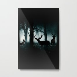 Guardians of the Forest Metal Print