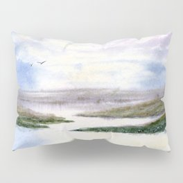 Mostly Water Pillow Sham
