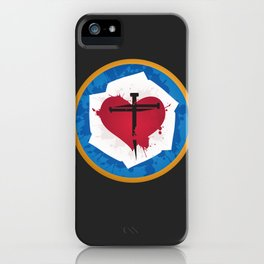 Martin Luther's Seal Variation 2 iPhone Case