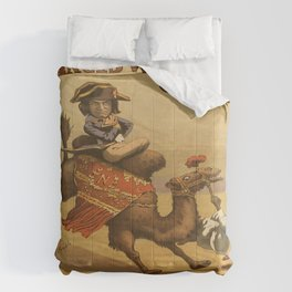 Vintage poster - The Little Corporal Comforters