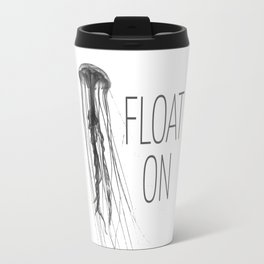 Float On - Jellyfish Travel Mug