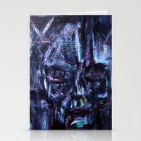sleep Stationery Cards featuring Sleep by Jon Enko
