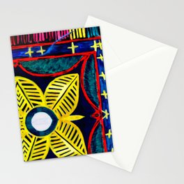 Loose Threads Stationery Cards