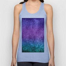Unicorn Girls Glitter #10 #shiny #decor #art #society6 Unisex Tank Top