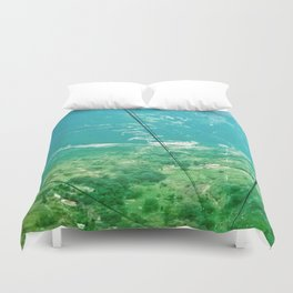 From the infinite. Duvet Cover