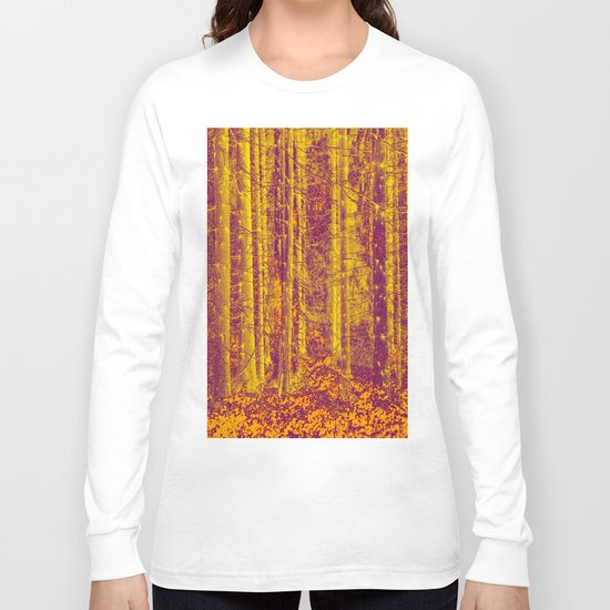 In the middle of the forest Long Sleeve T-shirt