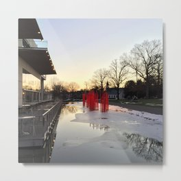 VMFA Sunset Metal Print