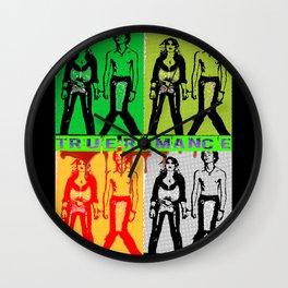 True Romance Wall Clock