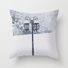 Welcome to Narnia Throw Pillow
