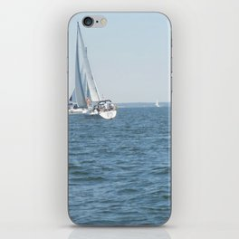 Sweet Day On the Bay iPhone Skin