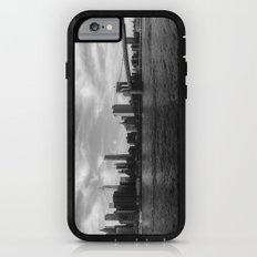 New York Skyline - Black & White iPhone 6s Adventure Case