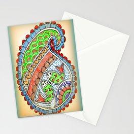 Colorful Motive Stationery Cards
