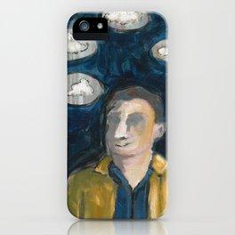 Cloudy Memories iPhone Case